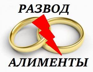 расторжение брака, алименты на ребенка